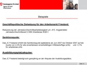 Vorgaben der BA zur Sanktionierung, Quelle:http://qpress.de/wp-content/uploads/2013/06/Auszug-aus-den-Vorgaben-zur-Sanktionierung-1024x768.png