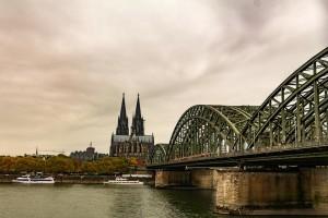 Der Kölner Dom darf ja nie fehlen